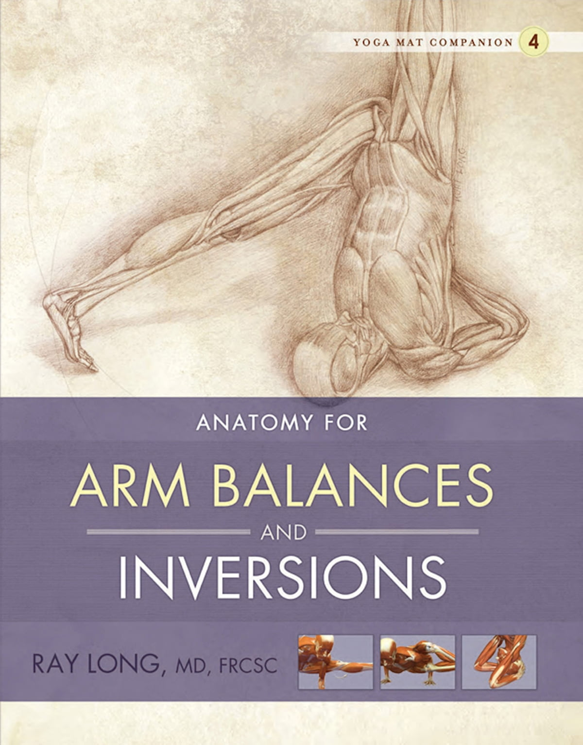 Anatomy for Arm Balances and Inversions eBook by Ray Long, MD, FRCSC ...