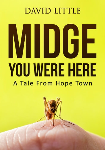 Midge You Were Here ebook by David Little