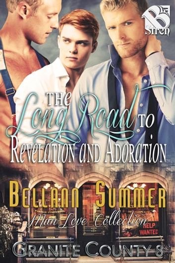 The Long Road to Revelation and Adoration ebook by Bellann Summer