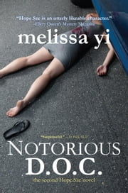 Notorious D.O.C. ebook by Melissa Yi,Melissa Yuan-Innes