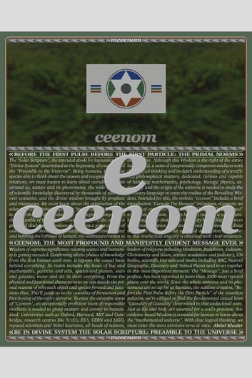 Ceenom - The Message ebook by Ceenom