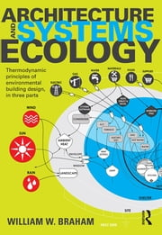 Architecture and Systems Ecology - Thermodynamic Principles of Environmental Building Design, in three parts ebook by William W. Braham