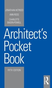 Architect's Pocket Book ebook by Jonathan Hetreed, Ann Ross, Charlotte Baden-Powell