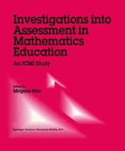 Investigations into Assessment in Mathematics Education - An ICMI Study ebook by M. Niss