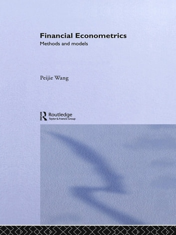 Financial Econometrics ebook by Peijie Wang