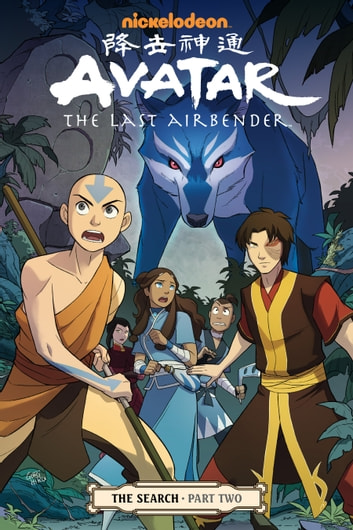 Avatar The Last Airbender The Search Part 2 Ebook By Gene Luen