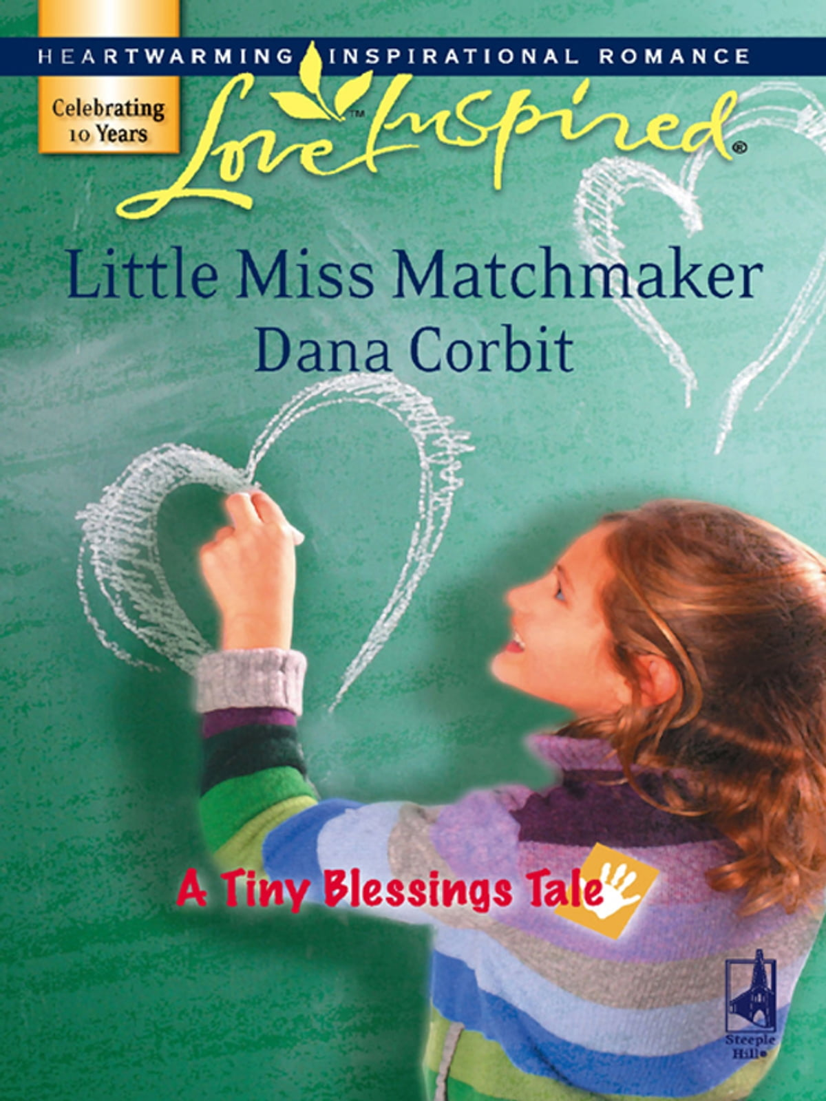 For Her Sons Love (Mills & Boon Love Inspired) (A Tiny Blessings Tale, Book 2)