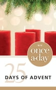 Once-A-Day 25 Days of Advent Devotional, eBook