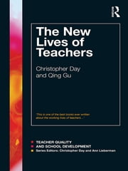 The New Lives of Teachers ebook by Christopher Day,Qing Gu