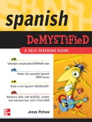 Spanish Demystified ebook by Petrow, Jenny