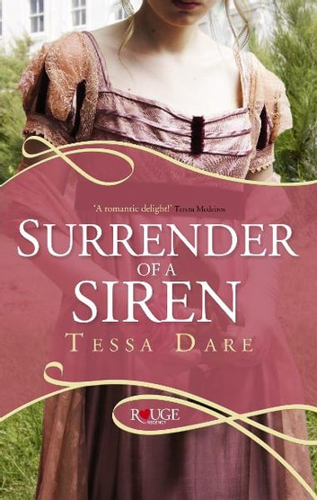 Surrender of a Siren: A Rouge Regency Romance ebook by Tessa Dare
