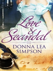 Love and Scandal ebook by Donna Lea Simpson