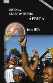 África ebook by John Iliffe
