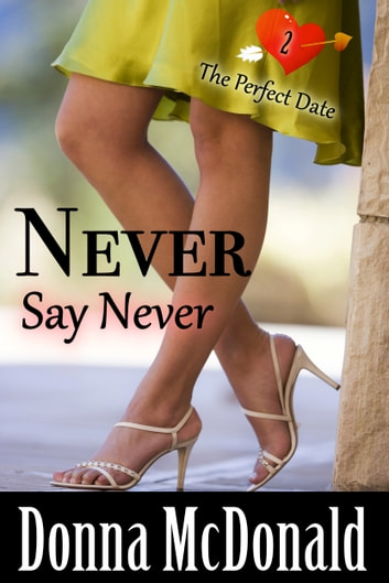 Never Say Never - Another Romantic Comedy With Attitude ebook by Donna McDonald