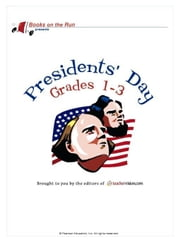 Presidents' Day, Grades 1-3 ebook by TeacherVision.com