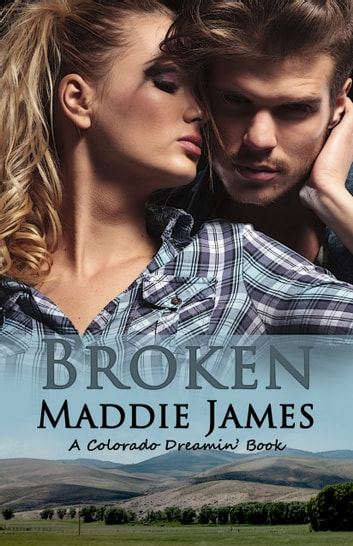Broken ebook by Maddie James