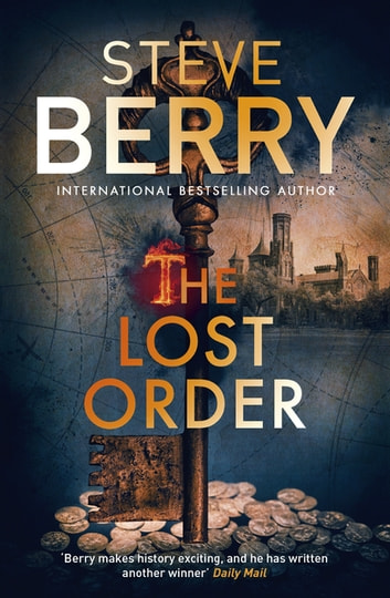 The Lost Order - Book 12 ebook by Steve Berry