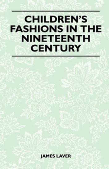 Nineteenth-century Fashion In Detail Ebook