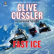 Fast Ice luisterboek by Clive Cussler, Graham Brown