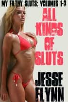 All Kinds of Sluts: My Filthy Sluts: Volumes 1-3 ebook by Jesse Flynn