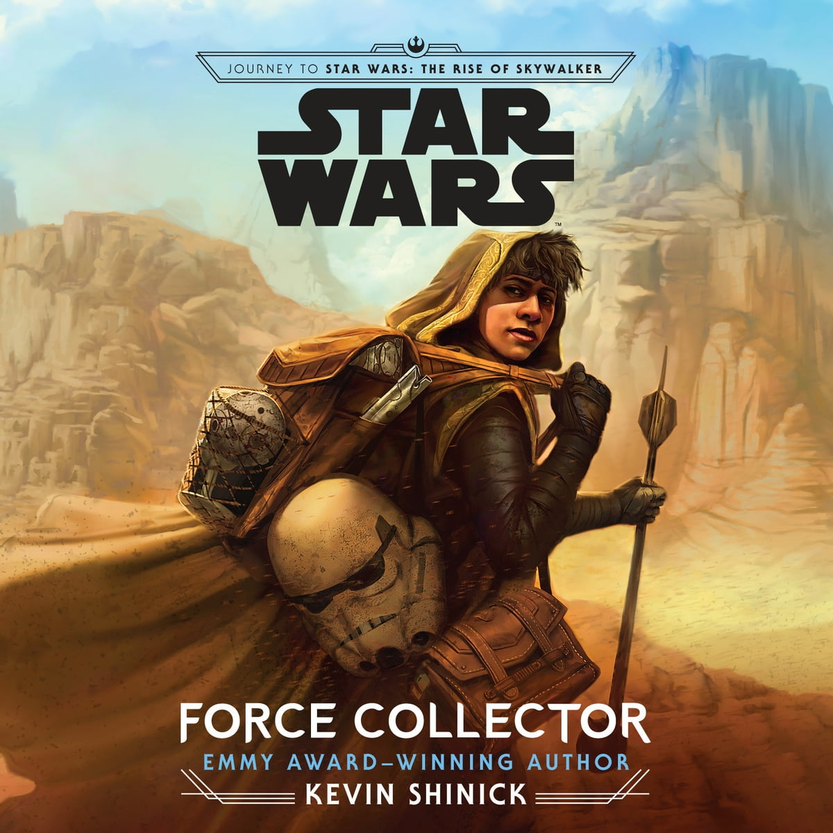 Journey To Star Wars The Rise Of Skywalker Force Collector Audiobook By Kevin Shinick 9780593155516 Rakuten Kobo