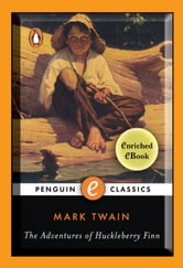 The Adventures of Huckleberry Finn - A Penguin Enriched eBook Classic ebook by Mark Twain,Guy Cardwell