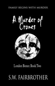 A Murder of Crones ebook by SW Fairbrother