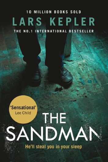The Sandman (Joona Linna, Book 4) ebook by Lars Kepler