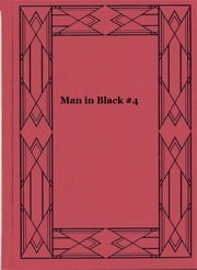 Man in Black Mars 1958 ebook by Bob Powell