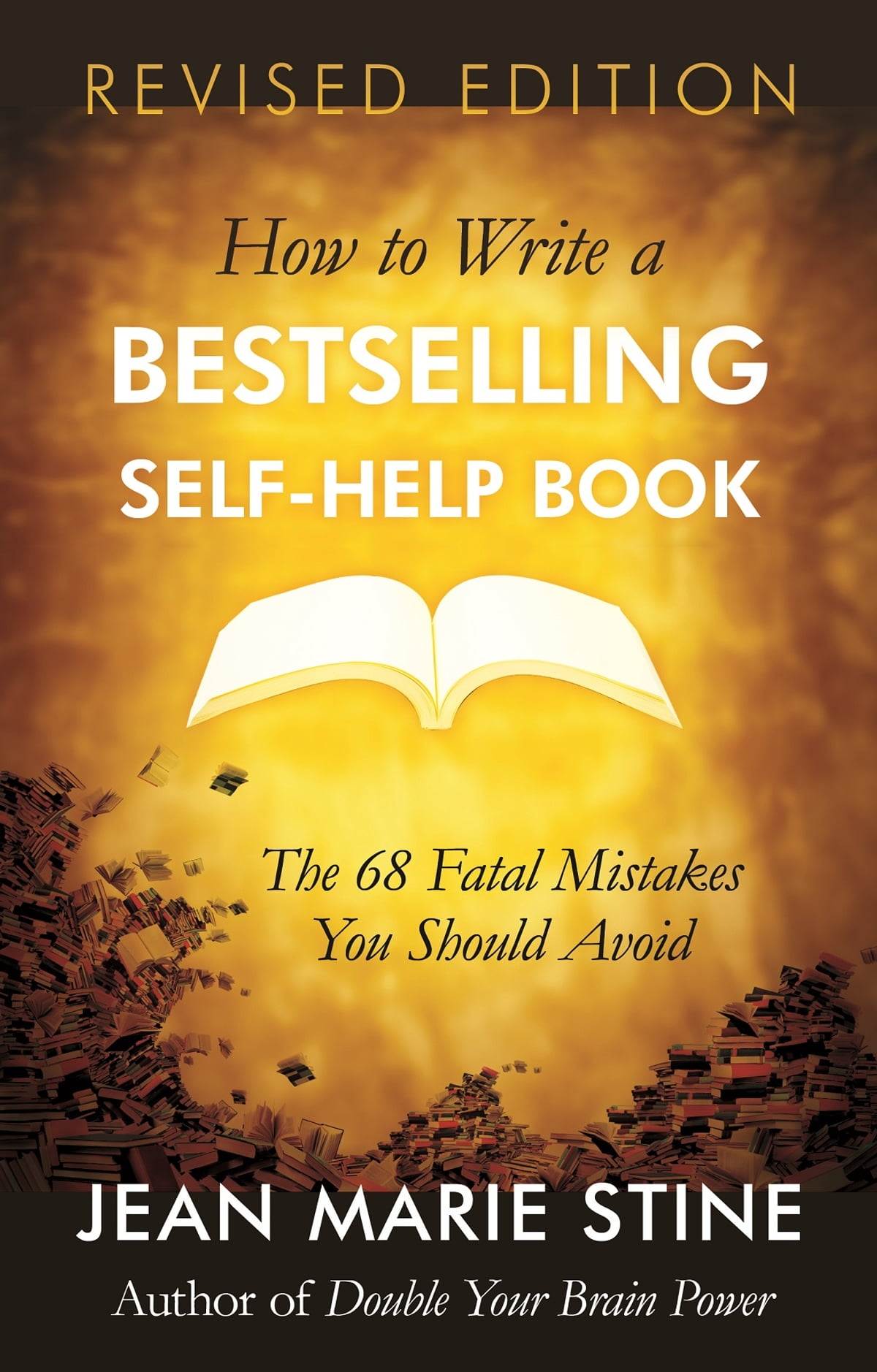 how to write a bestselling self-help book ebook by jean marie stine
