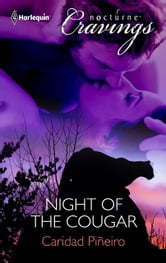 Night of the Cougar ebook by Caridad Pineiro