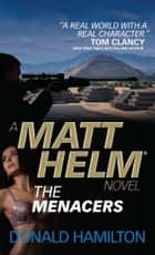 Matt Helm - The Menacers ebook by Donald Hamilton