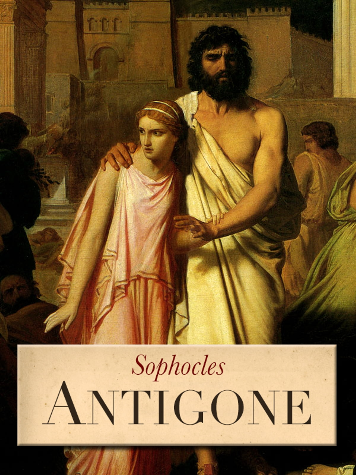 Image result for antigone by sophocles
