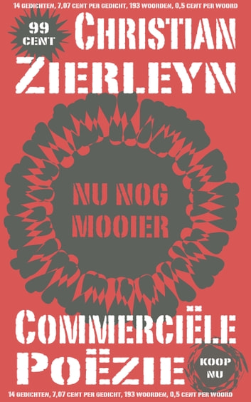 Commerciële Poëzie ebook by Christian Zierleyn