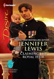 Claiming His Royal Heir ebook by Jennifer Lewis