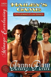 Hailey's Game ebook by Jenny Penn
