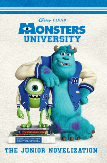 Monsters University Junior Novelization ebook by Disney Book Group