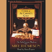 Curse Of Al Capone's Gold audiobook by Mike Thompson
