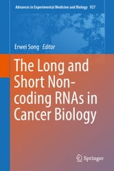 The Long and Short Non-coding RNAs in Cancer Biology ebook by