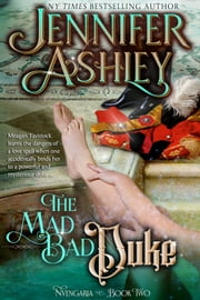 The Mad, Bad Duke - Historical Paranormal ebook by Jennifer Ashley