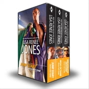 Texas Hotzone Series - Jump Start\High Octane\Breathless Descent ebook by Lisa Renee Jones
