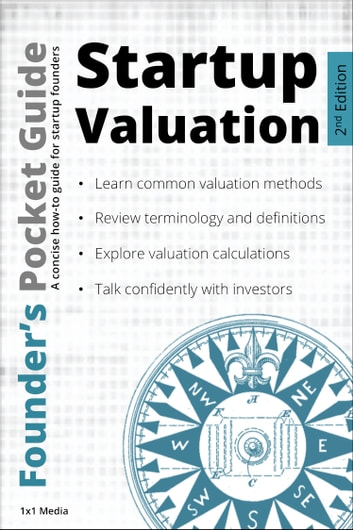 Founder's Pocket Guide: Startup Valuation 2nd Edition ebook by Stephen R. Poland