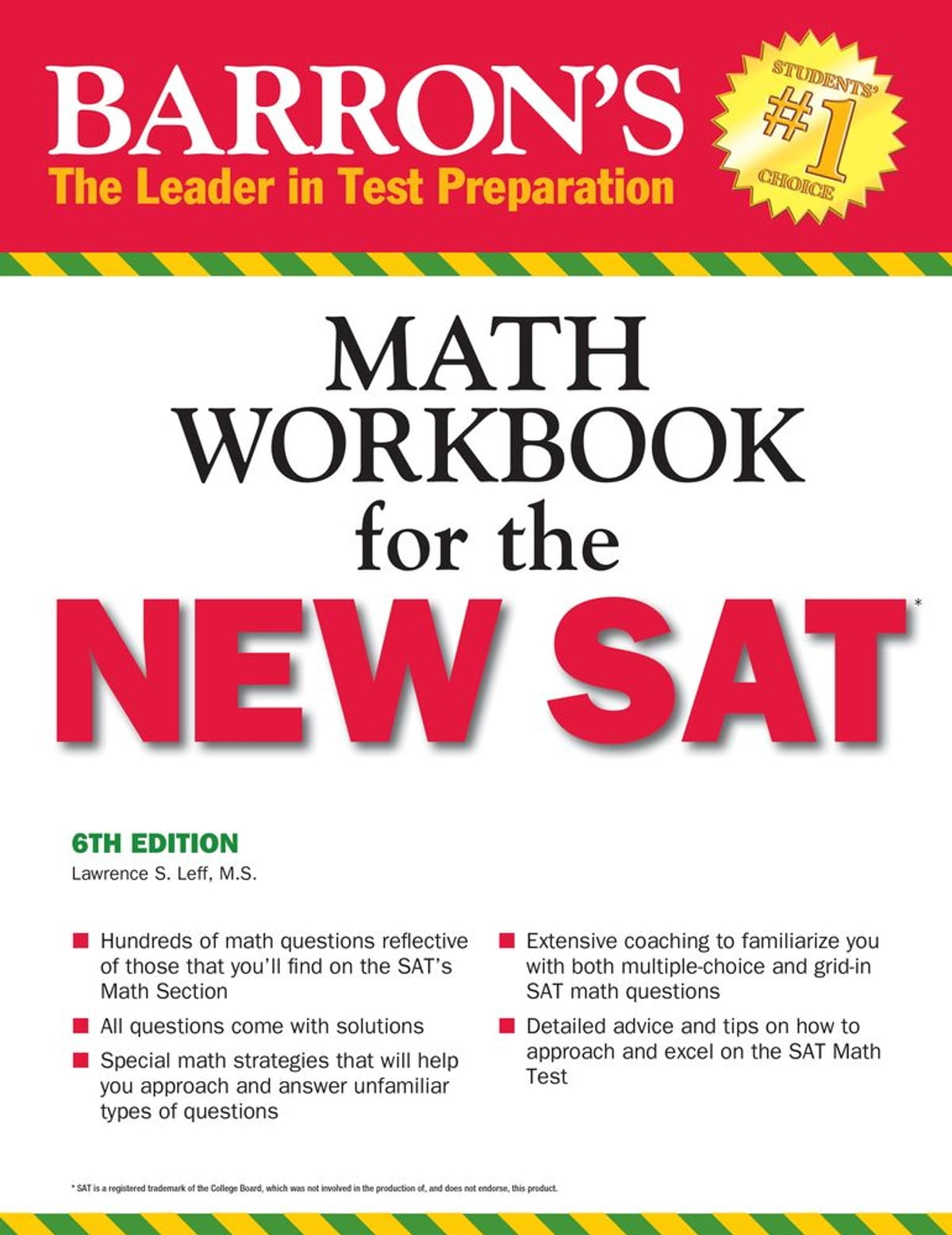 Workbooks kaplan sat critical reading workbook : Barron's SAT Math Workbook eBook by Lawrence S. Leff M.S. ...