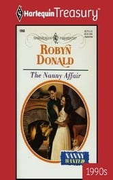 The Nanny Affair ebook by Robyn Donald