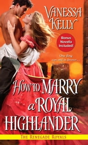 How to Marry a Royal Highlander ebook by Vanessa Kelly