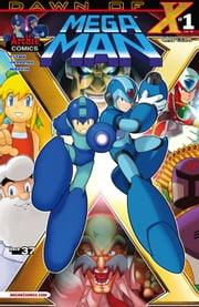 "Mega Man #37 ebook by Ian Flynn,Patrick ""SPAZ"" Spaziante,Jamal Peppers,Gary Martin,Matt Herms,John Workman"