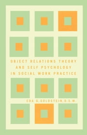 Object Relations Theory and Self Psychology in Soc ebook by Eda Goldstein