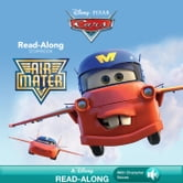 Air Mater Read-Along Storybook ebook by Disney Book Group