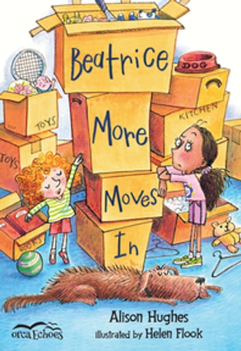 Beatrice More Moves In ebook by Alison Hughes