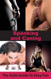 Spanking and Caning - An Xcite Guide to Sexy Fun ebook by Aishling Morgan